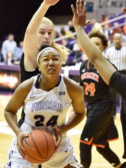 Furman hosts Mercer in women's basketball Saturday,