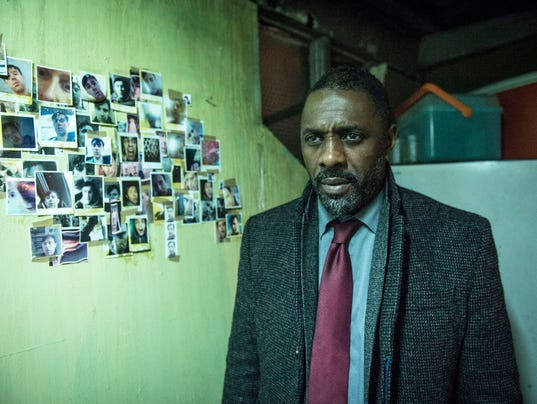XXX LUTHER S4 HIG DCI JOHN LUTHER (IDRIS ELBA)