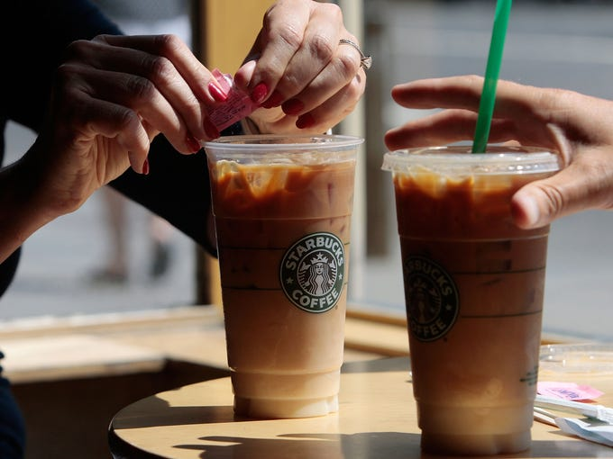 An Illinois woman has filed suit against Starbucks,