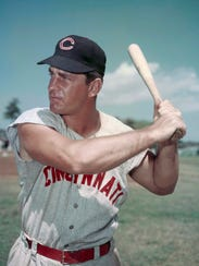 My father-in-law still remembered Ted Kluszewski's