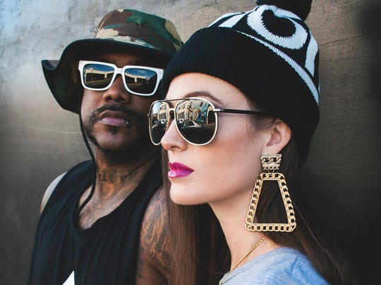 Luck&Lana will play a night of hip-hop 9 p.m. Dec. 26 at Kraftworks Taphouse