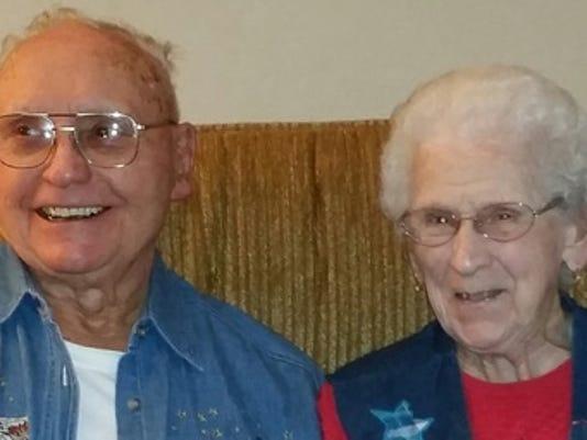 Anniversaries: Bob Vollmer & Helen Vollmer