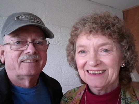 Anniversaries: Charles Hux & Joan Hux