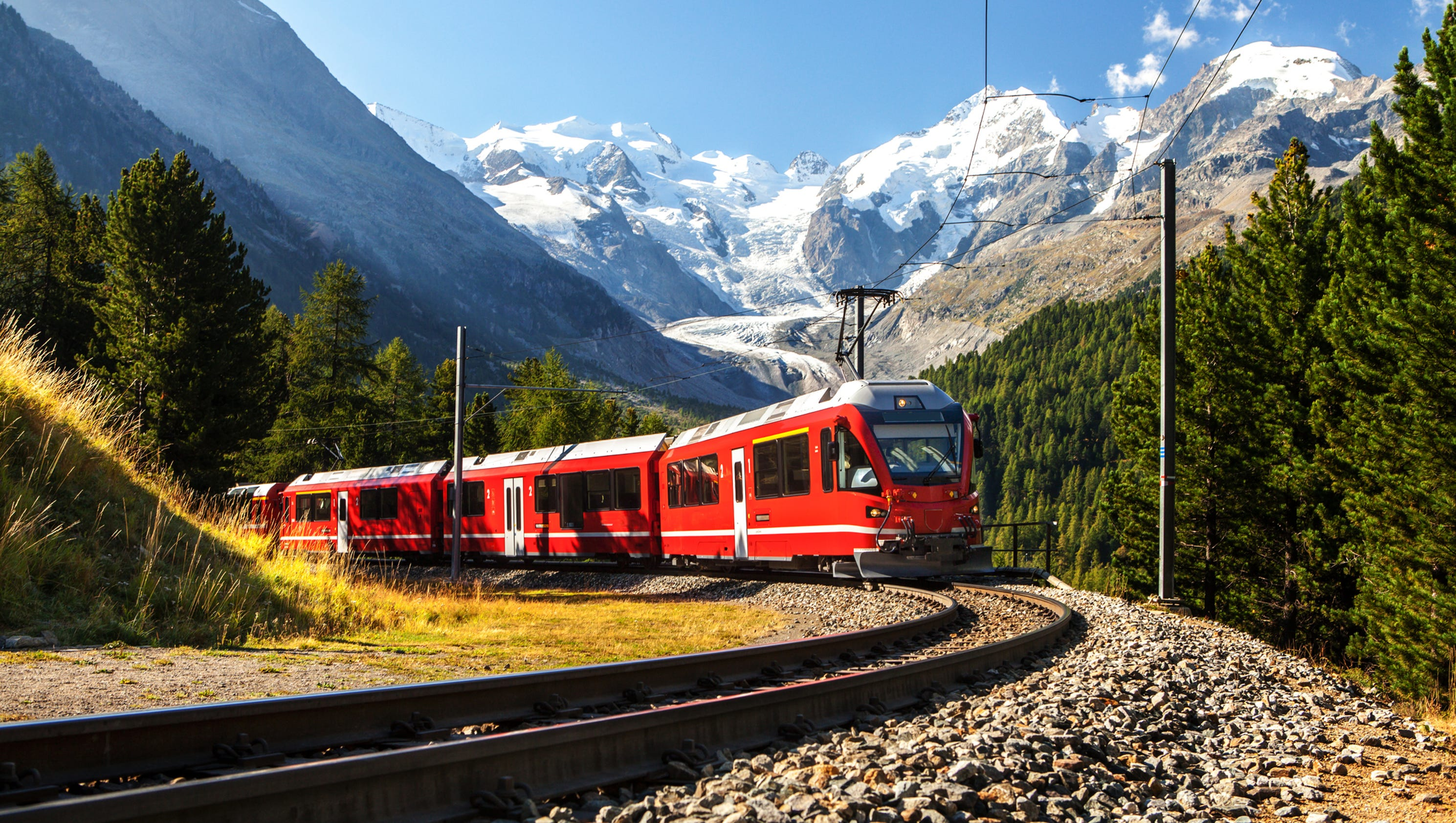 how to get to verbier by train from geneva