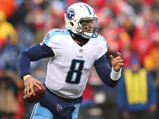 Bell Tolls: Marcus Mariota draws Tom Brady at wrong time