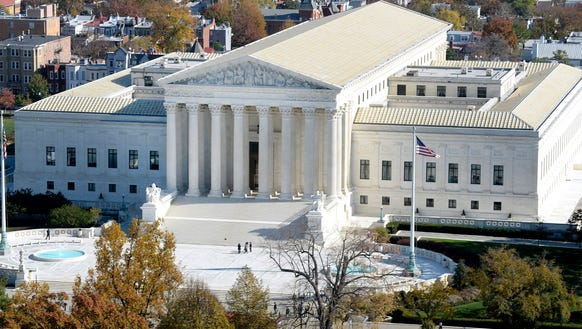 The U.S. Supreme Court is expected to determine by
