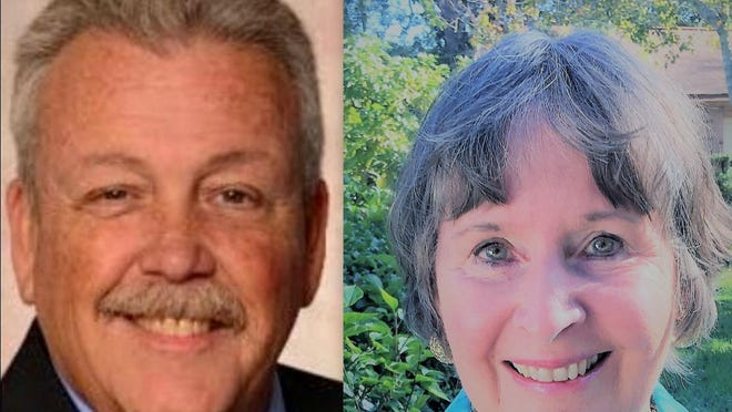 Candidates for South Daytona mayor in 2020 are the incumbent, Bill Hall, and former councilwoman Nancy Long.