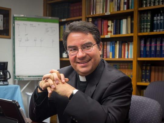 Bishop Oscar Cantú