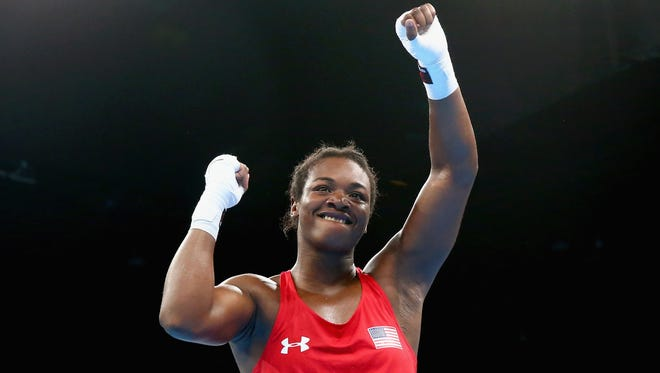 Flint's Claressa Shields dominated women's boxing for the second consecutive Olympics.