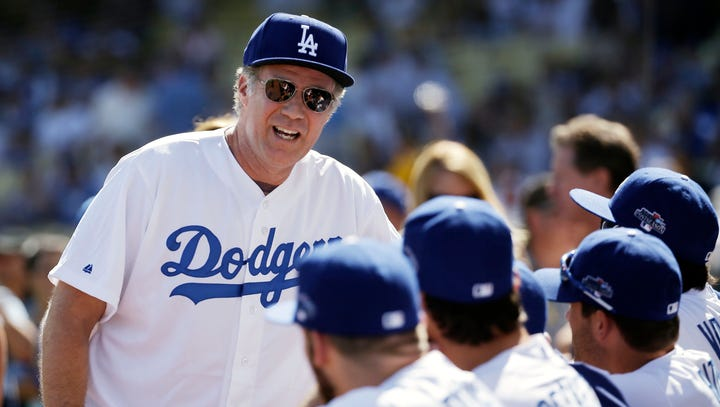 5 famous Los Angeles Dodgers fans and their Milwaukee counterparts