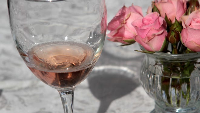 Plenty of rosé wine will be available at the Run for the Rosé 3K on Feb. 8 in West Palm Beach.