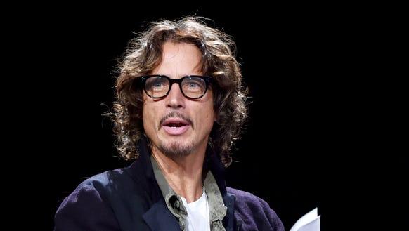 Chris Cornell: singer, saint, guitar god.