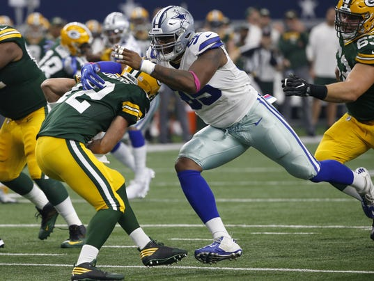 Aaron Rodgers, David Irving