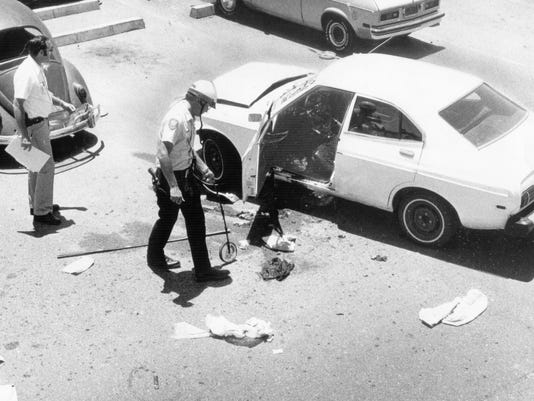 The Don Bolles case: The bomb-rigged car