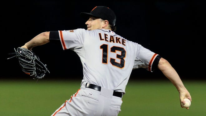 Where will former ASU standout Mike Leake end up?