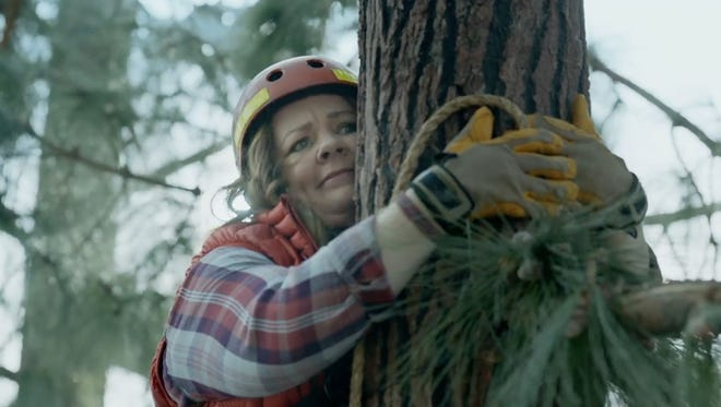 """Melissa McCarthy's """"Hero's Journey"""" add captured first place in USA TODAY's Ad Meter competition."""