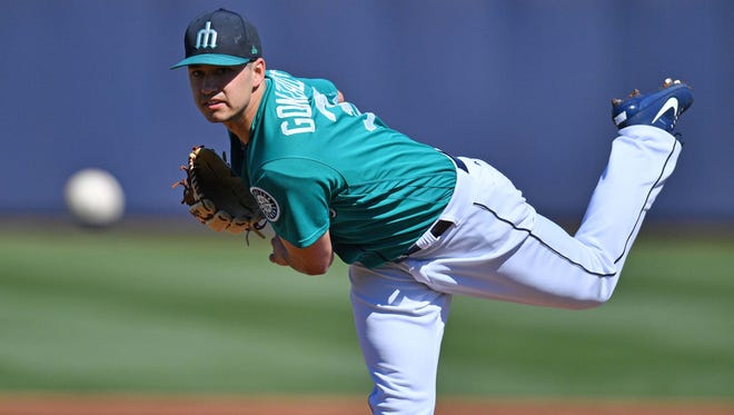 Rocky Mountain graduate Marco Gonzales will open the MLB season as the fourth starter for the Seattle Mariners.