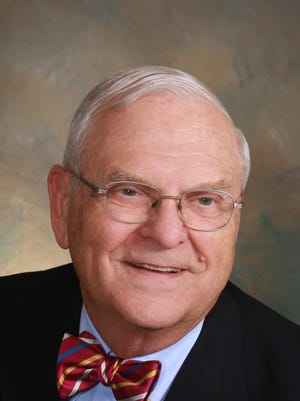 Major Harding is former chief justice of the Florida Supreme Court