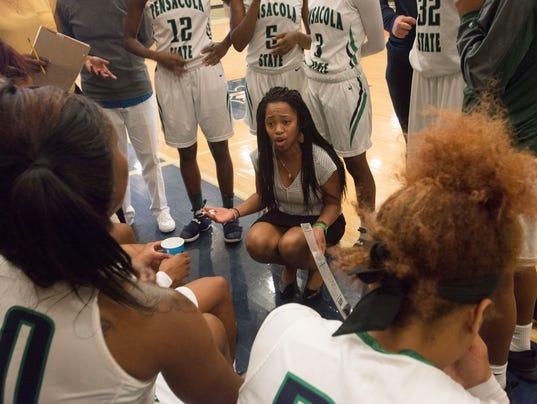 PSC Vs. Gulf Coast Girls Basketball