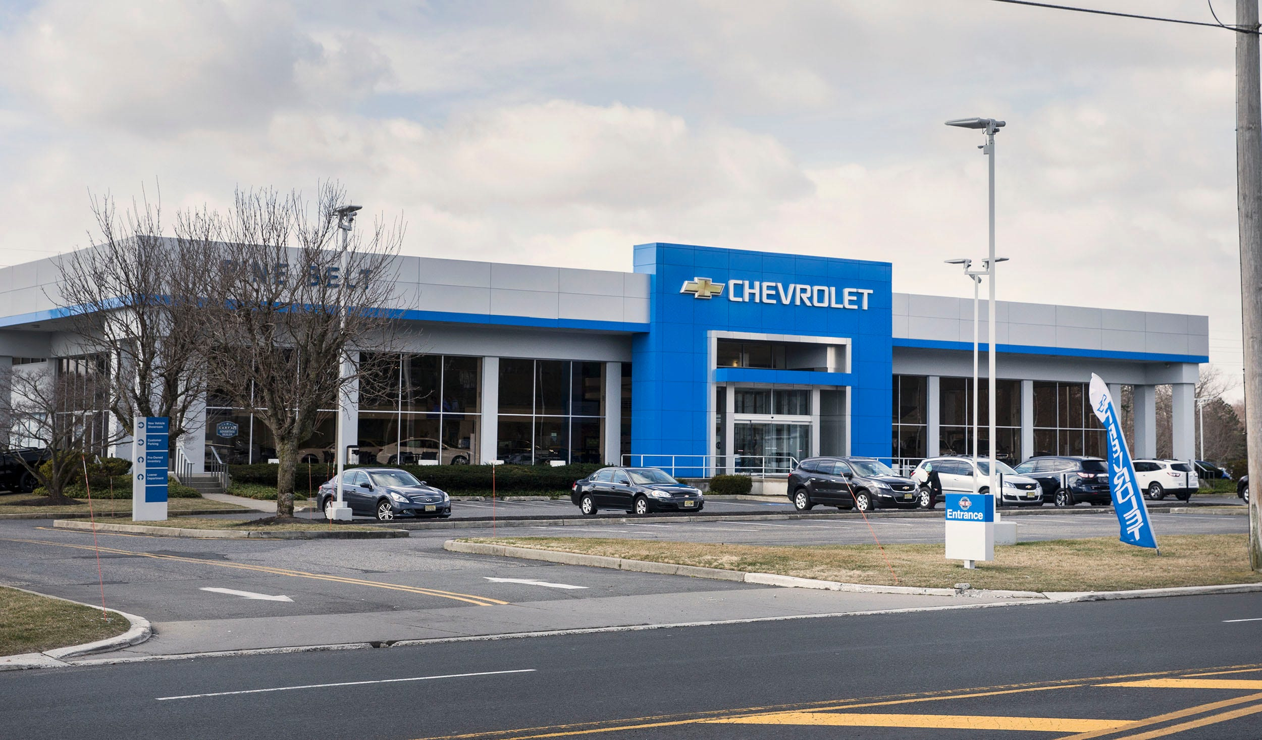 Pine Belt Chevrolet On Route 88 In Lakewood. Pine Belt