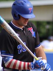 Louisiana Tech first baseman Cody Daigle has homered