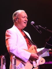 Mike Nesmith and the Monkees perform at Red Bank's Count Basie Theatre on July 17, 2013.