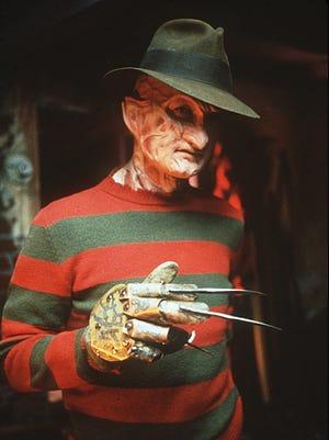 """Here's the """"real"""" Freddie Krueger in 1991. Robert Englund stars as Krueger in """"Nightmare On Elm Street 6."""""""