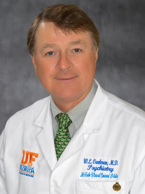 Dr. Wayne L. Creelman, clinical psychiatrist and mental health advocate, will be the keynote speaker at the Women's Refuge of Vero Beach 20th Year Anniversary Gala on Nov. 17.