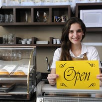 A recent survey found small business owners are more optimistic about the economy than they were a year ago.
