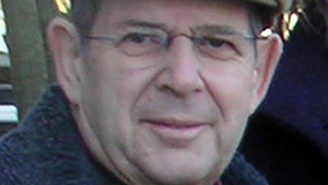 This Jan. 6, 2009, shows American Warren Weinstein, who was abducted by gunmen in 2011 from Lahore, Pakistan.