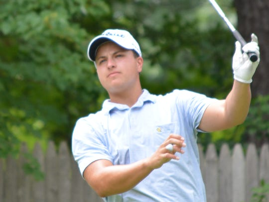 Howell's Dawson Jones finished with a 2-over-par 74