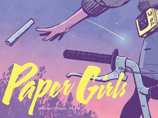 Paper Girls teaser