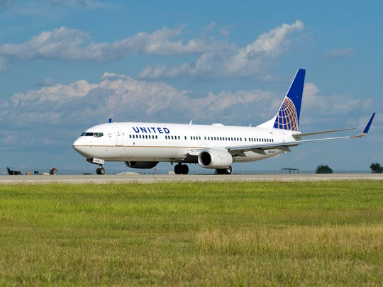 United Airlines has 14 Max 9s in its fleet.