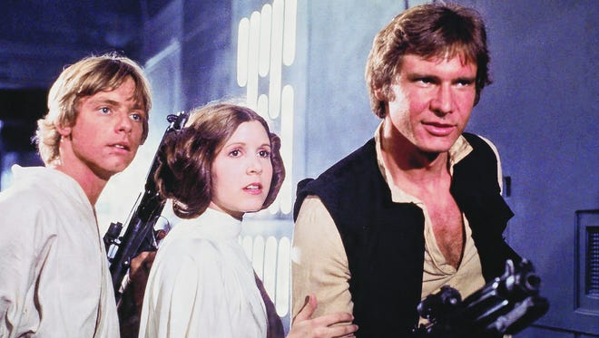 """Luke, Leia and Han join the Milwaukee Symphony for """"Star Wars: A New Hope."""""""