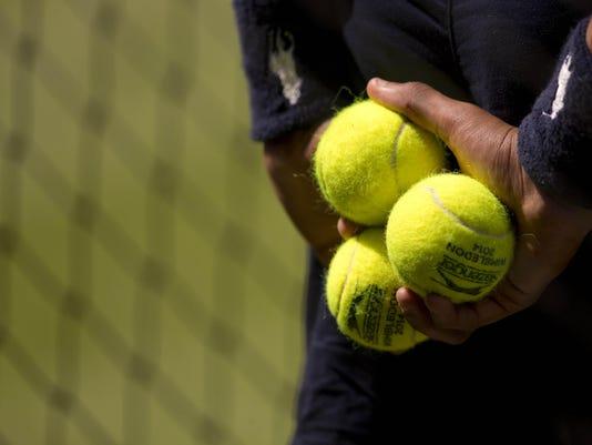 Tennis: Wimbledon Dimitrov vs Saville