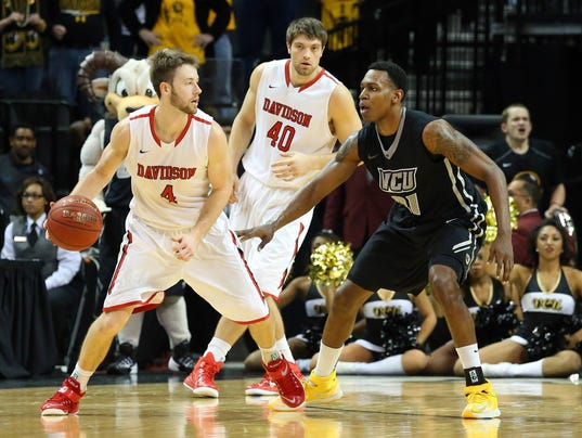 NCAA Basketball: Atlantic 10 Conference Tournament-VCU vs Davidson