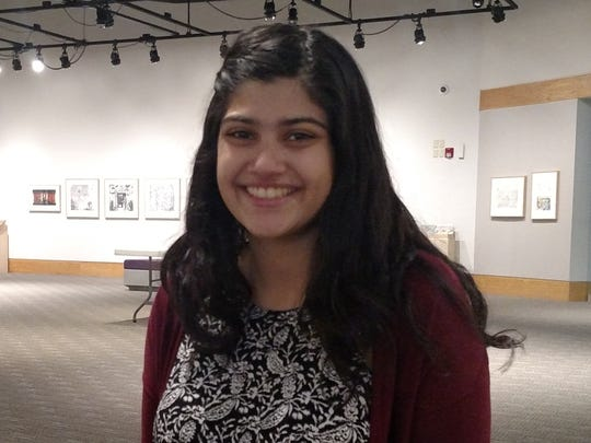Rhea Shahane, a Wylie High School graduate, is excited to travel to Europe this coming semester as part of a history program called the Normandy Scholars at the University of Texas. Shahane and 19 other students will study World War II for months before crossing the Atlantic Ocean in May.