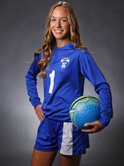 Erika Yost, Fountain Hills junior soccer player, is