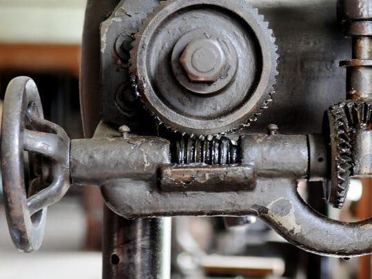 The Shreveport Water Works Museum is one of three Shreveport