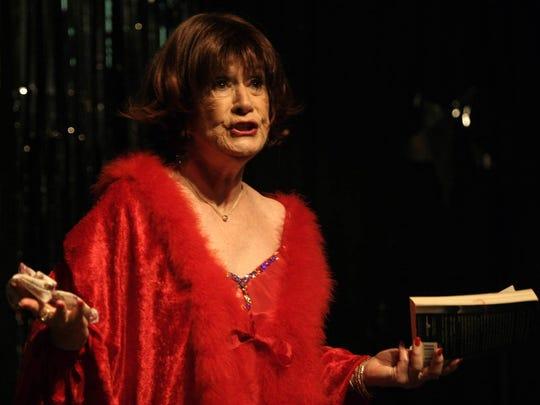"Marlene Ellman lip syncs ""Adelaide's Lament"" from ""Guys"