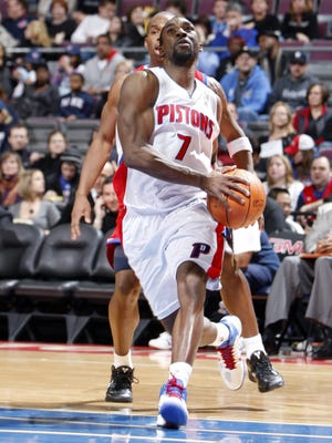 Former NBA player Ben Gordon was arrested Saturday.