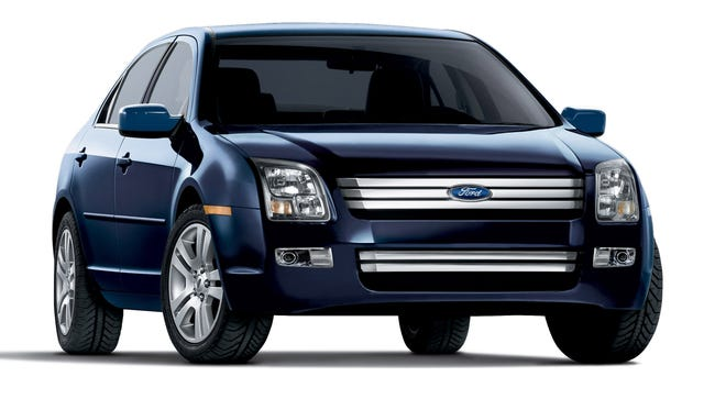 2008 Ford Fusion.