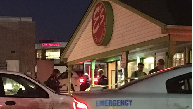 A 17-year-old boy was shot in the head after he and friends were playing with a gun inside E's 24 Hour Cafe on Union Avenue on Jan. 25, Memphis police said.