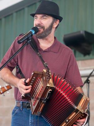 Lee Benoit performs at 7 p.m. Friday at Pont Breaux's Cajun Restaurant, 325 Mills Ave., Breaux Bridge.