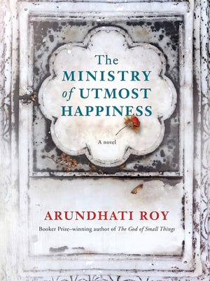 'The Ministry of Utmost Happiness' by Arundhati Roy