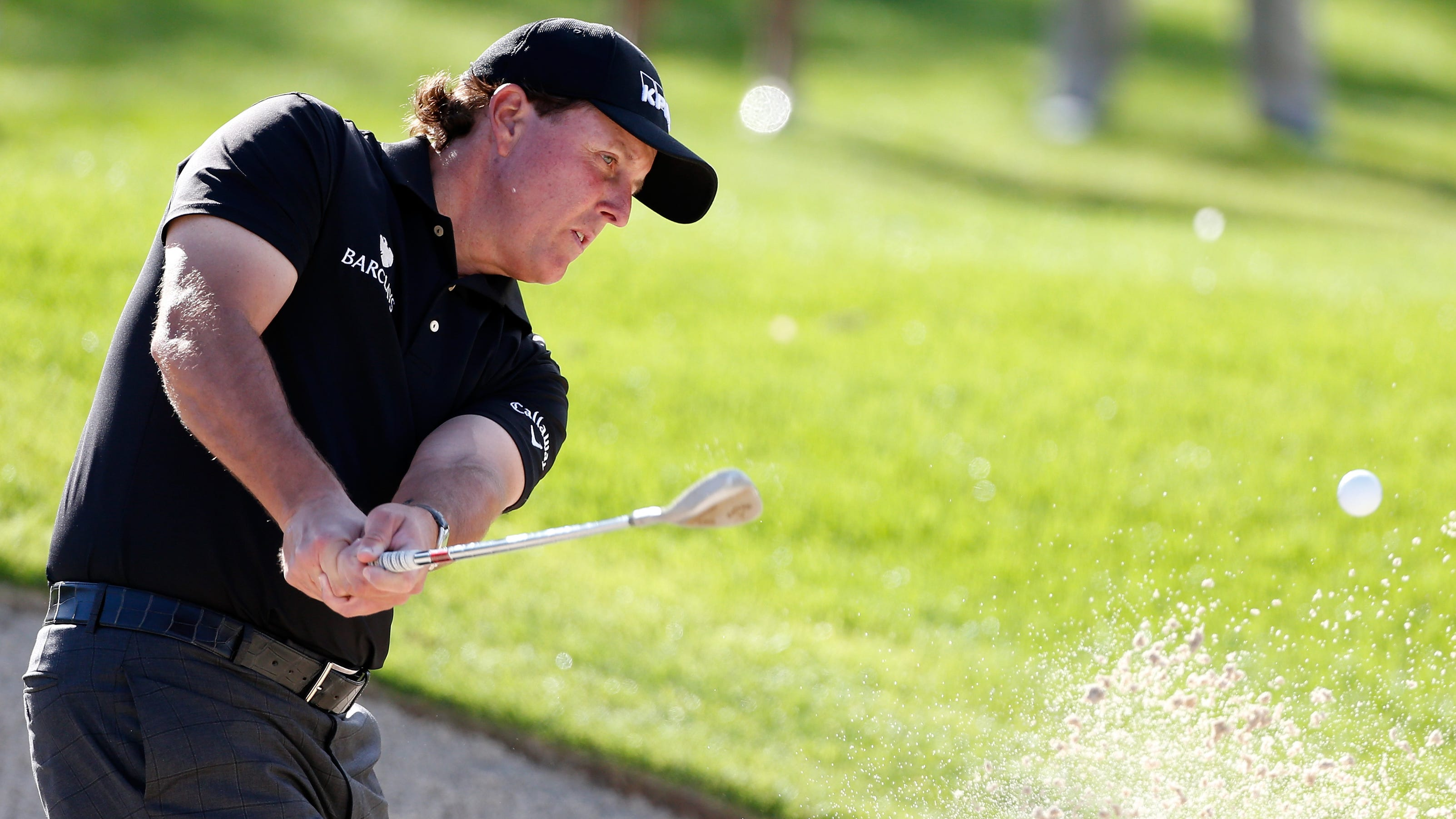Thursday's roundup: Mickelson struggles in return - The Detroit News