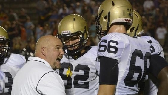 Roberson senior Zak Kuder (66) has accepted a preferred walk-on position with the N.C. State football team.