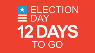 Election day: 12 Days to go