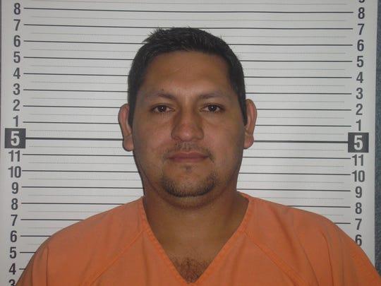 Aroldo Rigoberto Castillo-Serrano was charged with