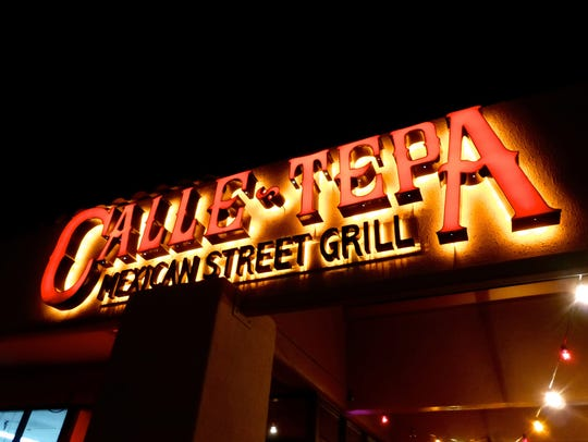 Calle Tepa is a fast casual restaurant that feels like